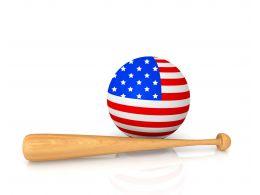globe_designed_with_flag_of_america_and_baseball_bat_stock_photo_Slide01