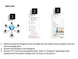 67817583 Style Essentials 1 Agenda 5 Piece Powerpoint Presentation Diagram Infographic Slide