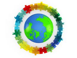 globe_with_rounded_puzzles_for_global_business_stock_photo_Slide01