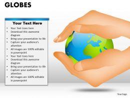 Globes PPT 4