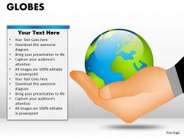 Globes PPT 5
