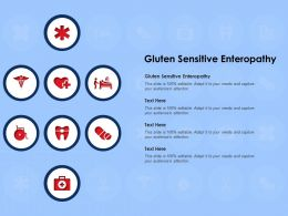 Gluten Sensitive Enteropathy Ppt Powerpoint Presentation Infographic Template Objects