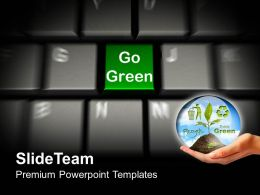 go_green_on_keyboard_environment_powerpoint_templates_ppt_themes_and_graphics_0213_Slide01