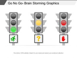 Go No Go Brain Storming Graphics