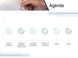 Go To Market Product Strategy Agenda Ppt Portrait