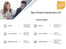 Go To Market Product Strategy New Product Introduction Ppt Summary