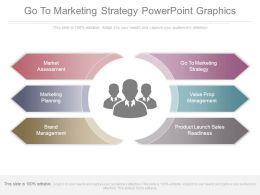 Go To Marketing Strategy Powerpoint Graphics