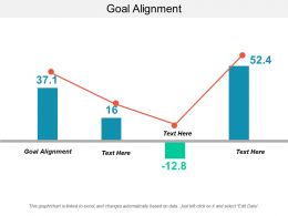 Goal Alignment Ppt Powerpoint Presentation Inspiration Background Images Cpb