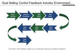 Goal Setting Control Feedback Industry Environment Portfolio Management