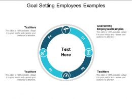Goal Setting Employees Examples Ppt Powerpoint Presentation Styles Example Topics Cpb