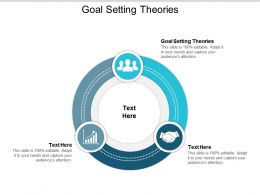 Goal Setting Theories Ppt Powerpoint Presentation Styles Graphic Images Cpb