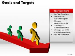Goals and Targets 11