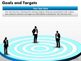 Goals and Targets 17