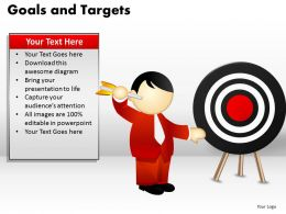 Goals and Targets 67