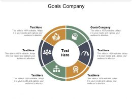 Goals Company Ppt Powerpoint Presentation Infographics Outfit Cpb