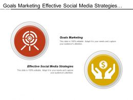 Goals Marketing Effective Social Media Strategies Geographic Segmentation Example