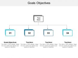 Goals Objectives Ppt Powerpoint Presentation Outline Styles Cpb