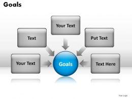 Goals Powerpoint Presentation Slides