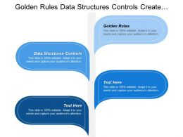Golden Rules Data Structures Controls Create Differentiated Positioning Cpb