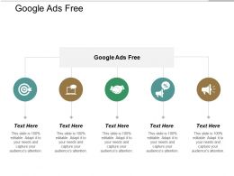 Google Ads Free Ppt Powerpoint Presentation Pictures Structure Cpb