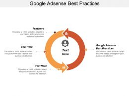 Google Adsense Best Practices Ppt Powerpoint Presentation Gallery Graphic Images Cpb
