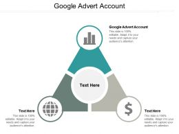 Google Advert Account Ppt Powerpoint Presentation Gallery Examples Cpb