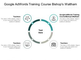 Google Adwords Training Course Bishops Waltham Ppt Powerpoint Presentation Gallery Good Cpb