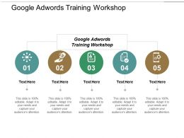 Google Adwords Training Workshop Ppt Powerpoint Presentation Portfolio Infographic Template Cpb