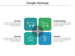 Google Hackings Ppt Powerpoint Presentation Gallery Information Cpb