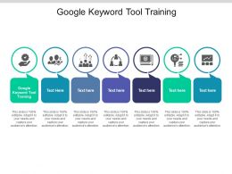 Google Keyword Tool Training Ppt Powerpoint Presentation Gallery Backgrounds Cpb