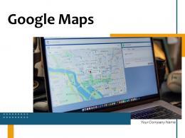 Google Maps Individual Location Navigating Destination Executive Promoting