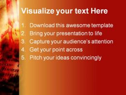 Gothic Abstract Religion PowerPoint Backgrounds And Templates 1210  Presentation Themes and Graphics Slide02