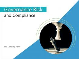 Governance Risk And Compliance Process Management Organizational Compliance Document