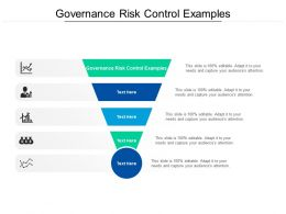 Governance Risk Control Examples Ppt Powerpoint Presentation Ideas Graphics Cpb