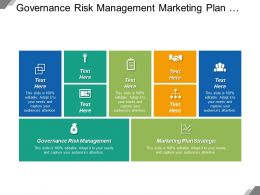 Governance Risk Management Marketing Plan Strategic Brand Development Cpb