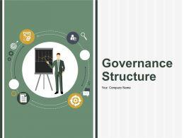 Governance Structure Powerpoint Presentation Slides