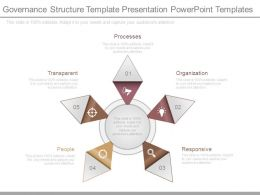 Governance Structure Template Presentation Powerpoint Templates