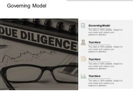Governing Model Ppt Powerpoint Presentation Gallery Guide Cpb