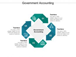 Government Accounting Ppt Powerpoint Presentation Graphics Template Cpb