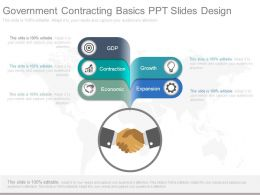 Government Contracting Basics Ppt Slides Design