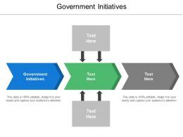 Government Initiatives Ppt Powerpoint Presentation Icon Slide Portrait Cpb
