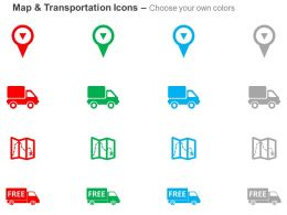 gps_location_truck_map_free_delivery_ppt_icons_graphics_Slide02