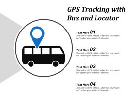Gps Tracking With Bus And Locator