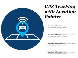 Gps Tracking With Location Pointer