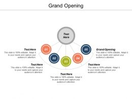 Grand Opening Ppt Powerpoint Presentation Gallery Graphics Template Cpb
