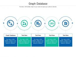 Graph Database Ppt Powerpoint Presentation Outline Deck Cpb