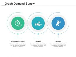 Graph Demand Supply Ppt Powerpoint Presentation Portfolio Graphics Download Cpb