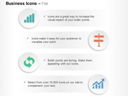 Graph Direction Strategy Profit Ppt Icons Graphics