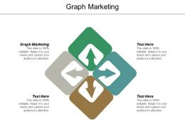 Graph Marketing Ppt Powerpoint Presentation Summary Influencers Cpb