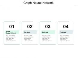 Graph Neural Network Ppt Powerpoint Presentation Pictures Infographic Template Cpb